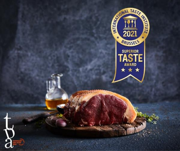 ABP TDA Beef products awarded seven stars at International Superior Taste Awards