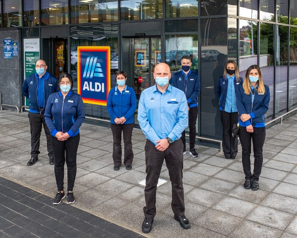Aldi unveils new Rathnew store – 15 new jobs created