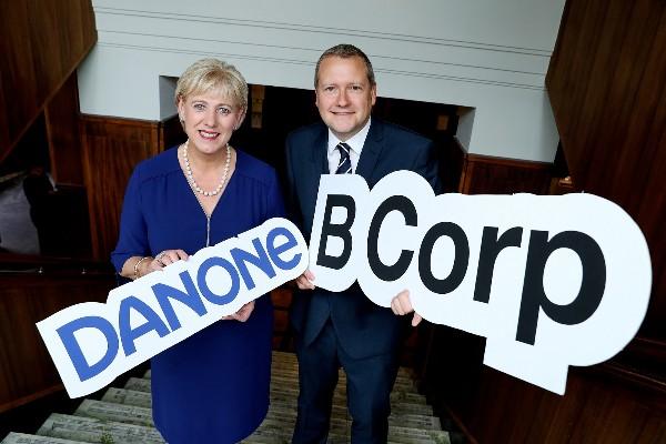 Danone Dairy Ireland Is First Irish FMCG To Receive B Corp™ Certification