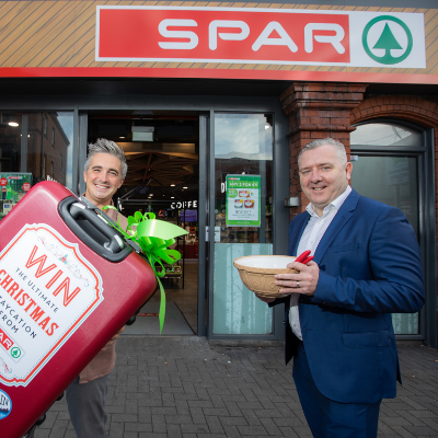 SPAR sponsors new Donal Skehan TV series