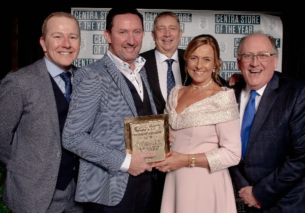 Centra Dame Street Wins Store of the Year
