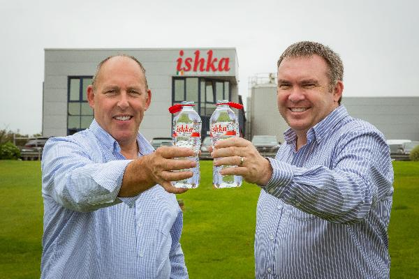Bottled water company to reduce plastic pollution