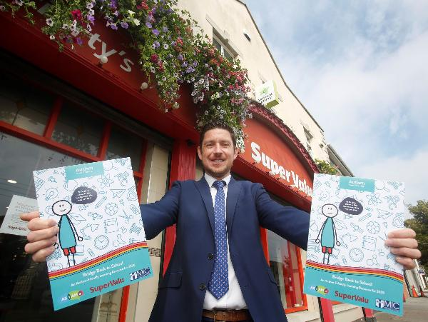 "SuperValu & AsIAm's ""Bridge Back to School"" autism-friendly learning resource returns to SuperValu stores nationwide"