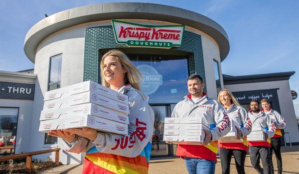Krispy Kreme to expand into Tesco and Circle K next week