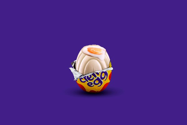 CHOC FANS GET EGGCITED: CADBURY CREME EGG RETURNS WITH A LIMITED EDITION WHITE CHOCOLATE EGG HUNT