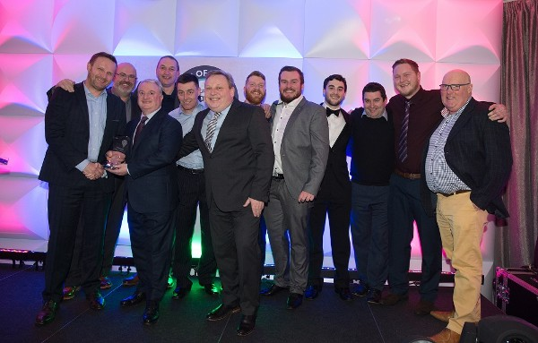 Sallynoggin scoops top award at Musgrave MarketPlace Region of the Year Awards