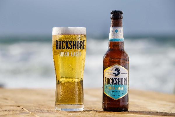 BREWERS AT ST. JAMES'S GATE ARE PROUD TO UNVEIL 'ROCKSHORE'