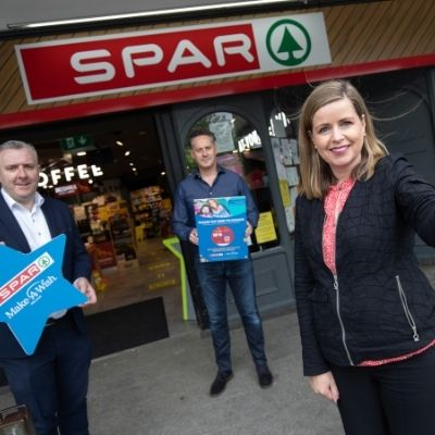 SPAR to introduce contactless donations for Make-A-Wish
