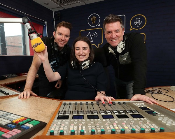 SUPERVALU ONLINE SHOPPING ANNOUNCED AS NEW SHOW SPONSOR FOR DERMOT & DAVE ON TODAY FM