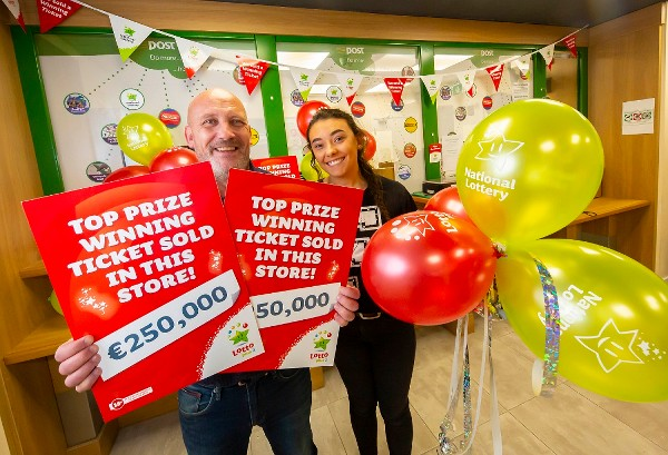 Mums the Word for Waterford Woman Who 'Hasn't Told a Sinner' About €250,000 Lotto Win   Lotto Plus 2 Win is Latest 'White Ticket' Winner
