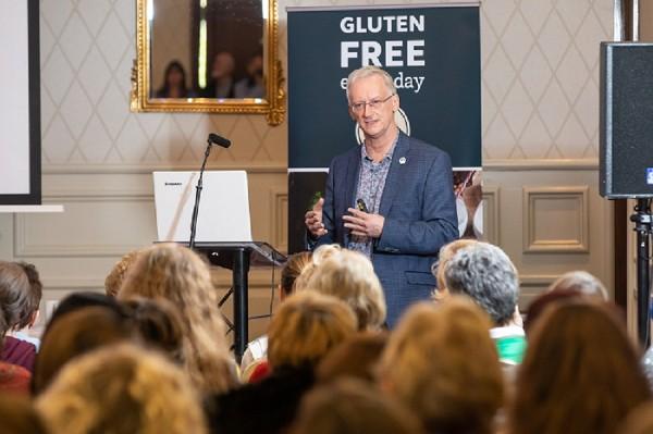 Coeliac Society's Gluten Free Living Show Returns