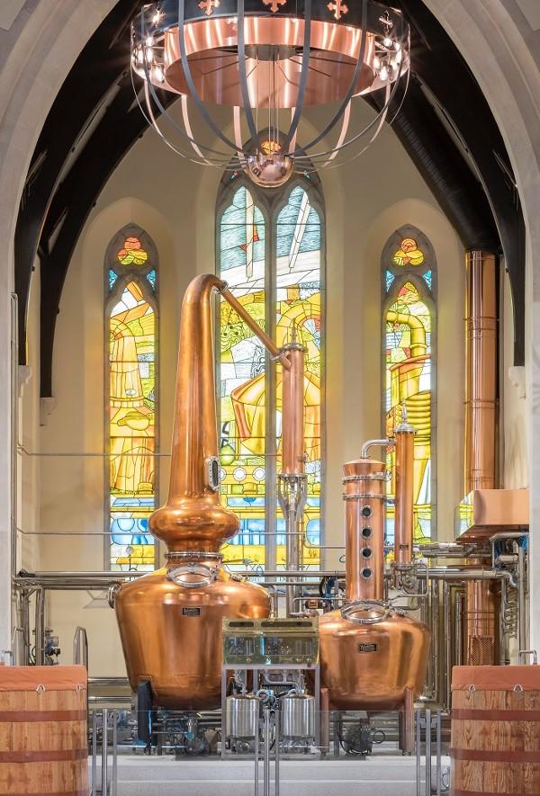 Pearse Lyons Distillery wins big at the Irish Whiskey Masters 2019
