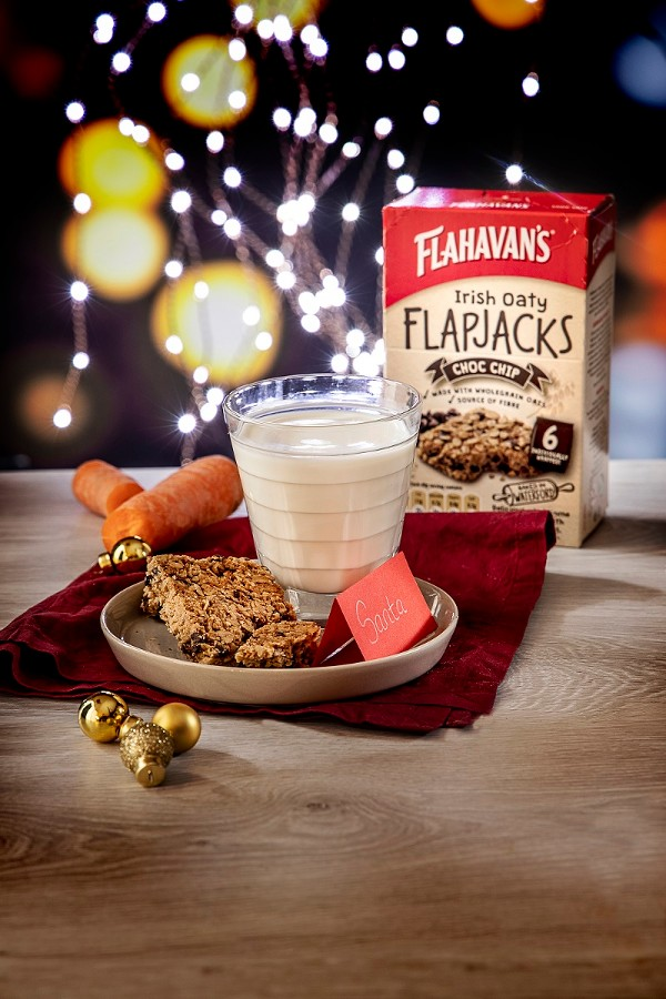 FLAHAVAN'S ADD TWO NEW FLAVOURS TO FLAPJACK RANGE TO HELP IRISH SHOPPERS STAY UNFLAPPABLE THIS FESTIVE SHOPPING SEASON