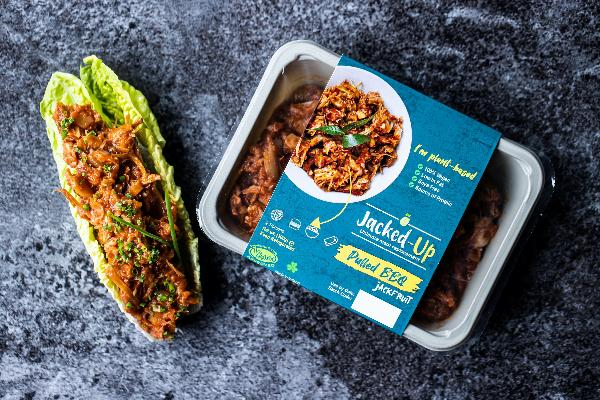 Meal time has just become a whole lot easier, healthier and tastier with 'JACKED-UP' an exciting new range of jackfruit dishes