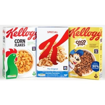 Kellogg's to roll out cereal boxes in Ireland with world-first technology for blind and partially sighted