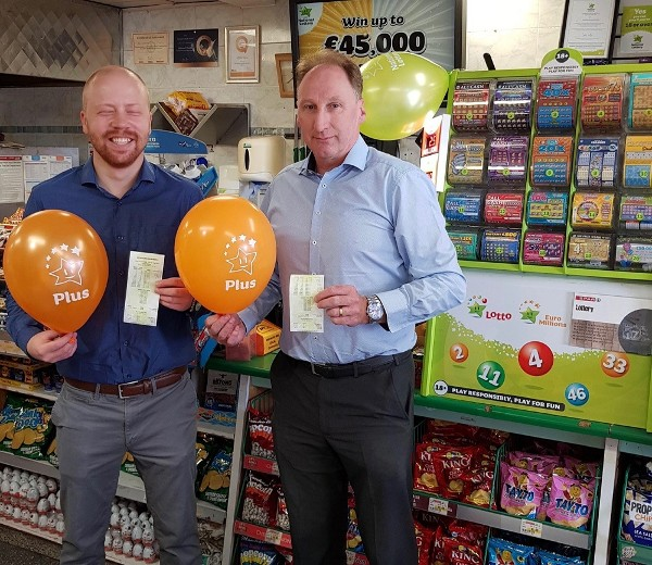 North Dublin Seaside Town Celebrates €500,000 EuroMillions Win     Friday's EuroMillions Jackpot Rolls to €120 Million (est)