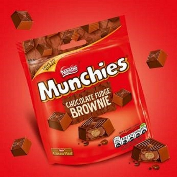 Nestlé's Munchies launch new on-trend flavour in Ireland