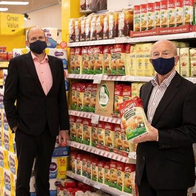 Love Irish Food and Tesco mark first retail partnership with store-based activity