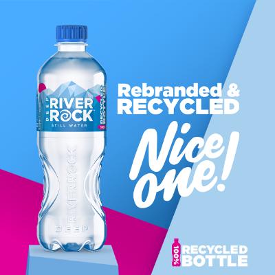 Nice One! Deep RiverRock launches new brand platform