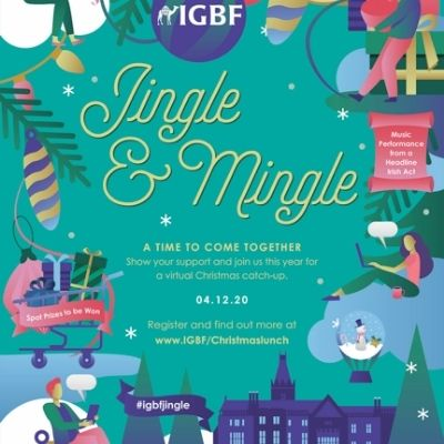IGBF To Host Its First Virtual Christmas Event – Jingle & Mingle