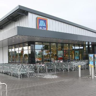 95% of Aldi own-brand product packaging now recyclable