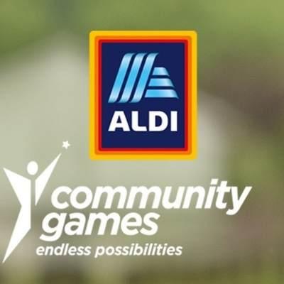 Aldi Community Games goes virtual for 2021!