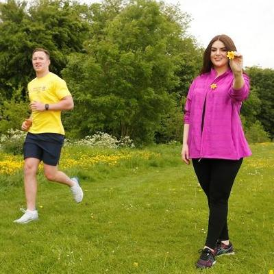 Aldi encourages the nation to sign up for the Irish Cancer Society's 'Marathon in a Month!'