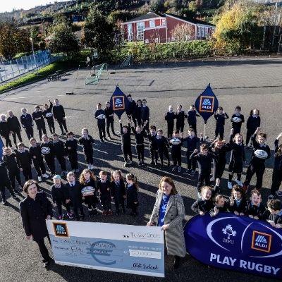 Aldi announces winners of €200,000 primary school sticker competition!