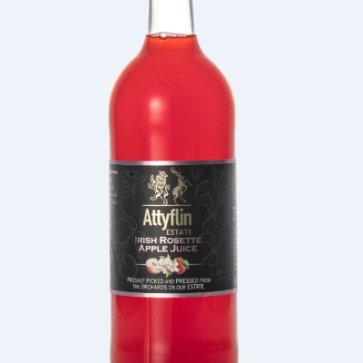 'Only one of its kind' Attyflin Estate Irish Rosette Apple Juice wins highest accolade at 'Oscars of the Food Industry'