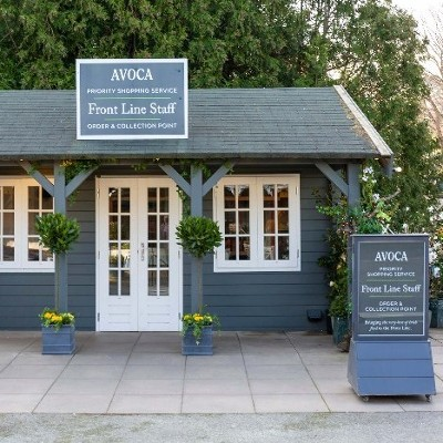 AVOCA'S DEDICATED SHOPPING AND COLLECTION POINTS FOR FRONTLINE WORKERS