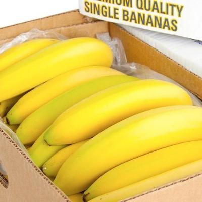 Bananas still top choice baby snack
