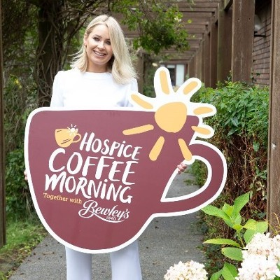 Hospice Coffee Morning together with Bewley's returns for its 28th year