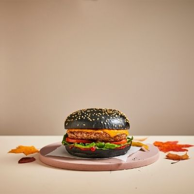 Eat, drink and be scary! Circle K introduce Halloween inspired Black Jack Burger for a limited time only