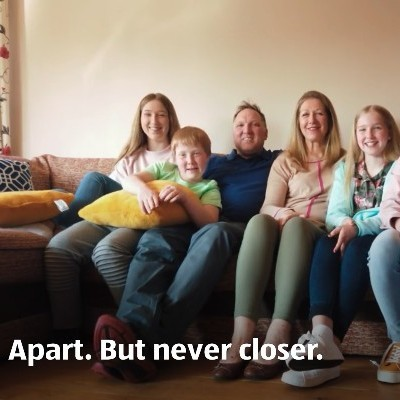 Aldi's latest Swap & Save ad filmed entirely by starring family – The Byrnes!