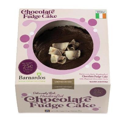 Donating to Barnardos is a piece of cake!