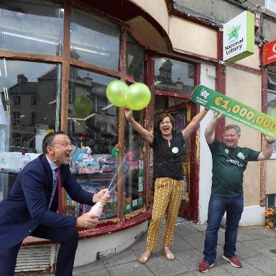 Monaghan has a brand-new millionaire as lucky player scoops €1 million Lotto Plus 1 top prize