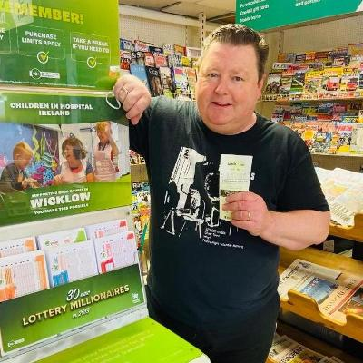 Wicklow Lotto player just one number away from winning €5,042,364 jackpot