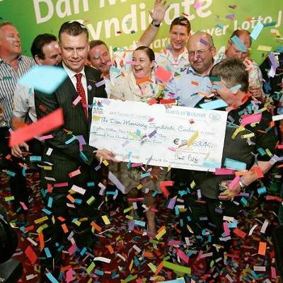 Tomorrow night's Lotto Jackpot is heading for a truly life-changing €12.5 million (estimated)