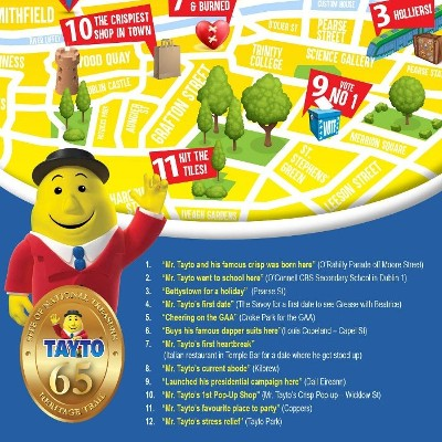 National Tayto Day – Friday June 14th