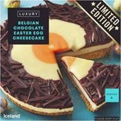 EGG-SCUSE ME? – ICELAND IRELAND UNVEILS TWO CRACKING EASTER DESSERTS
