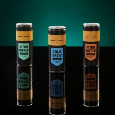 Keep cool, thanks to the new Frank and Honest Cold Brew and Nitro range