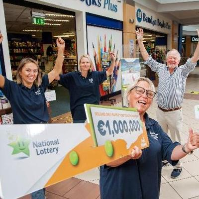 Double Cork EuroMillions win sees two separate players from the Rebel county win €123,876 in Friday night's draw