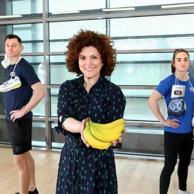 Sports stars sign up for Fyffes Fitness Programme
