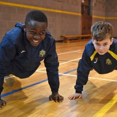 FYFFES 'FIT SQUAD' CHILDREN'S FITNESS PROGRAMME GOES ONLINE