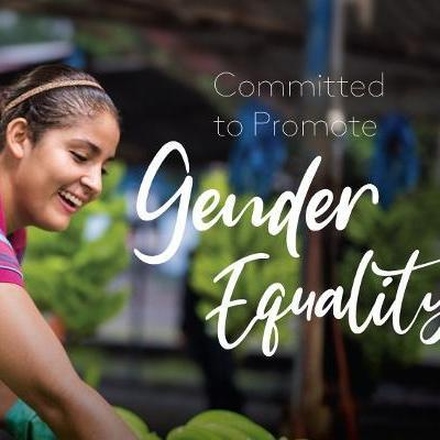 Fyffes announces sustainability target on gender equality