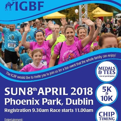 Sign Up For 'The Grocers Fun Run' In The Phoenix Park