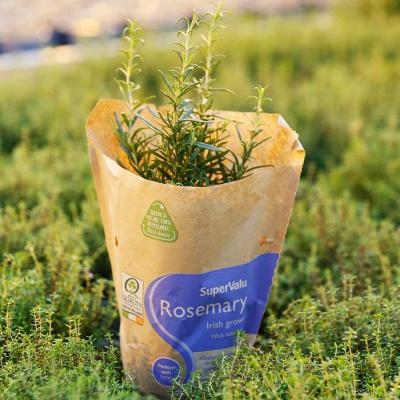 SuperValu herbs become more eco-friendly with new sustainable packaging