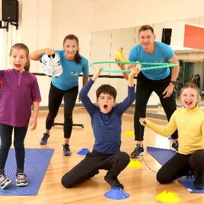 Olympians Healy and Gillick join Fyffe's to find Ireland's Fittest School