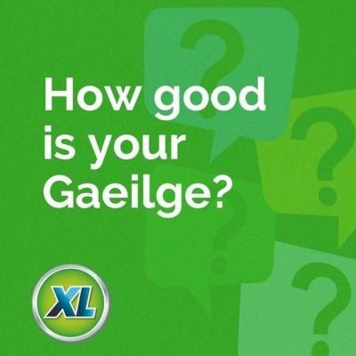 """""""How good is your Gaeilge?"""""""