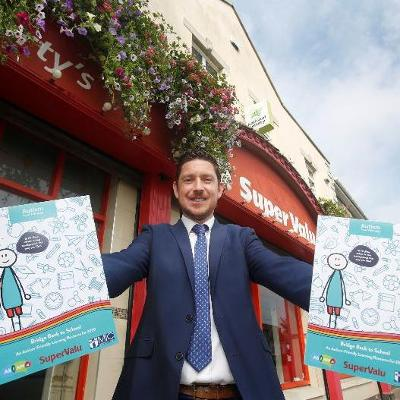 """SuperValu & AsIAm's """"Bridge Back to School"""" autism-friendly learning resource returns to SuperValu stores nationwide"""